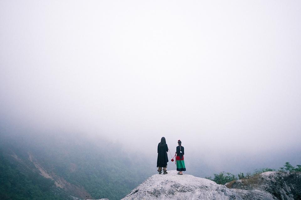 Ảnh cưới chất nhất năm: Tình yêu du mục trên ngọn đồi tuyết phủ đẹp hơn cả MV của Bảo Anh-2