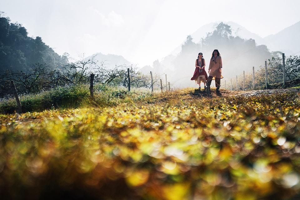 Ảnh cưới chất nhất năm: Tình yêu du mục trên ngọn đồi tuyết phủ đẹp hơn cả MV của Bảo Anh-13