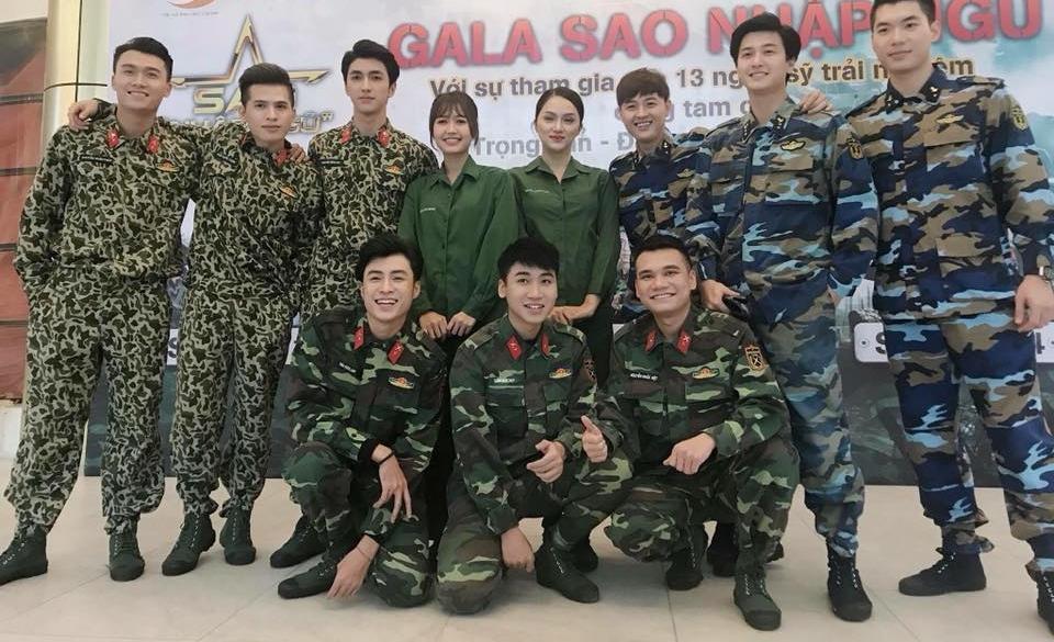 Hot girl - hot boy Việt 16/12: Yến Tatoo đốn tim fan khi song ca Cánh hoa tàn cùng em gái-9