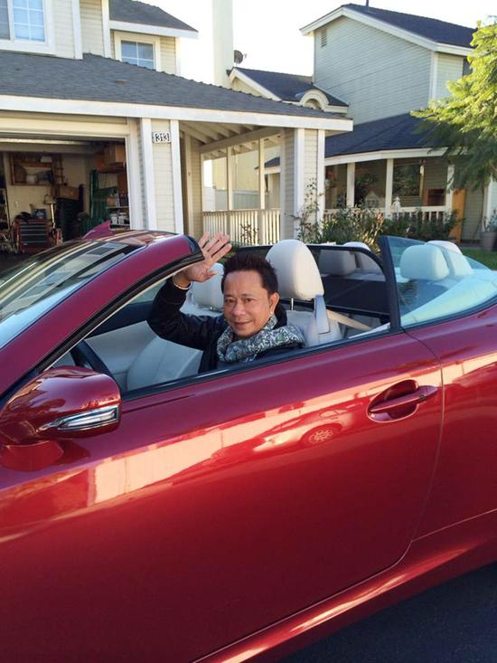 Bảo Chung: Tôi không thích được gọi là danh hài chơi xe bạc tỷ-2