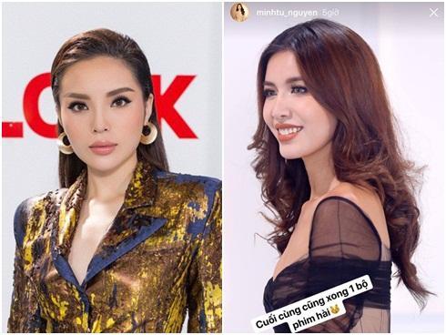 Khi Minh Tú ví The Look 2017 giống như phim hài, Kỳ Duyên đá xéo: 'Tôi lại thấy nhiều nước mắt hơn'