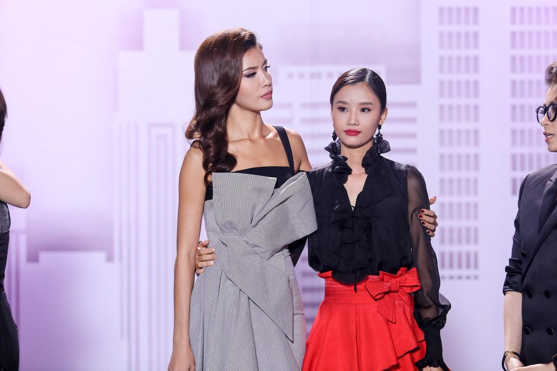 Khi Minh Tú ví The Look 2017 giống như phim hài, Kỳ Duyên đá xéo: Tôi lại thấy nhiều nước mắt hơn-2
