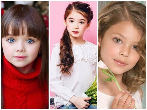 11 mẫu nhí nổi tiếng trên mạng xã hội vì xinh đẹp