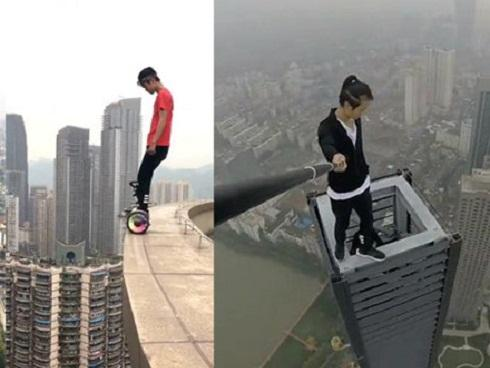Vụ diễn viên chết do ngã từ tầng 62: Trào lưu kiếm tiền đẫm máu ở Trung Quốc
