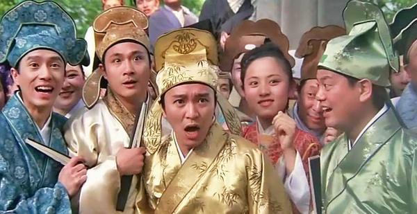 Chết cười với màn chọn vợ không thể bựa hơn của Châu Tinh Trì-5