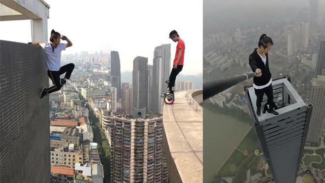 Vụ diễn viên chết do ngã từ tầng 62: Trào lưu kiếm tiền đẫm máu ở Trung Quốc-3