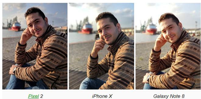 iPhone X, Galaxy Note 8 và Pixel 2: Ai nào chụp chân dung ngon?-4