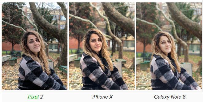 iPhone X, Galaxy Note 8 và Pixel 2: Ai nào chụp chân dung ngon?-6