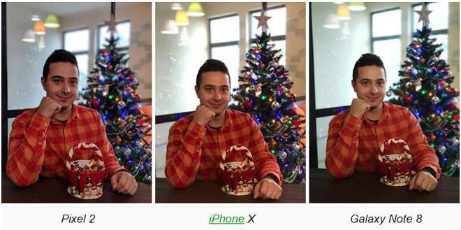 iPhone X, Galaxy Note 8 và Pixel 2: Ai nào chụp chân dung ngon?-7