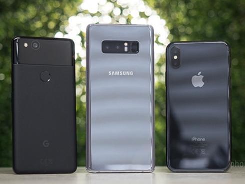 iPhone X, Galaxy Note 8 và Pixel 2: Ai nào chụp chân dung 'ngon'?