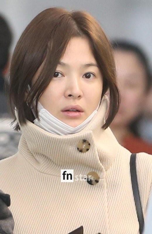 Loạt ảnh Song Hye Kyo mặt mộc chứng minh nhan sắc đẳng cấp hàng đầu showbiz Hàn-1
