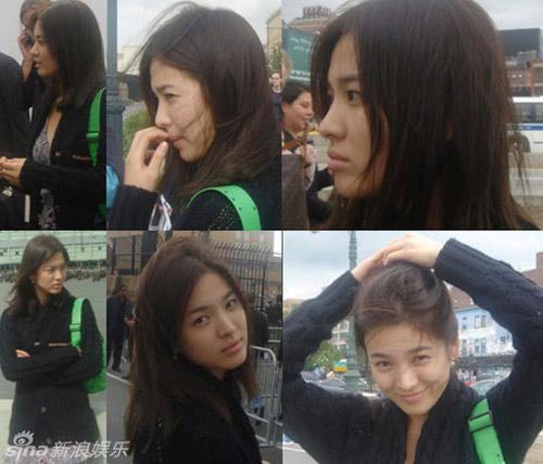 Loạt ảnh Song Hye Kyo mặt mộc chứng minh nhan sắc đẳng cấp hàng đầu showbiz Hàn-4
