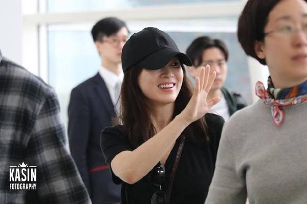 Loạt ảnh Song Hye Kyo mặt mộc chứng minh nhan sắc đẳng cấp hàng đầu showbiz Hàn-7