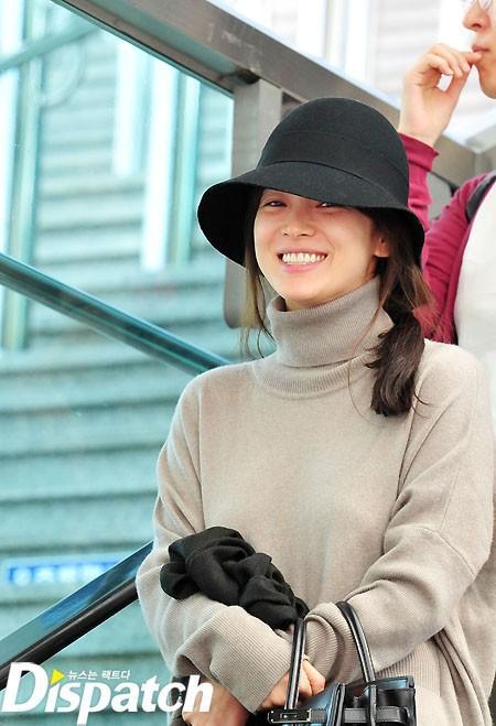 Loạt ảnh Song Hye Kyo mặt mộc chứng minh nhan sắc đẳng cấp hàng đầu showbiz Hàn-3