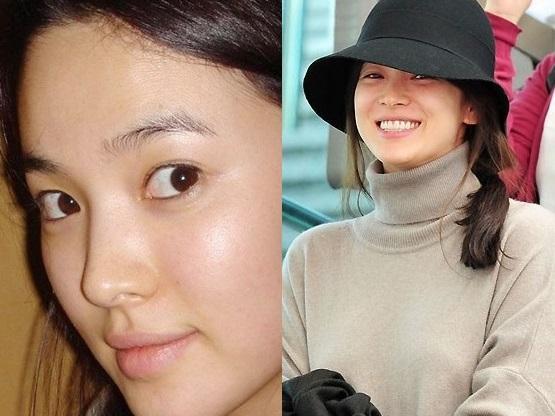 Loạt ảnh Song Hye Kyo mặt mộc chứng minh nhan sắc đẳng cấp hàng đầu showbiz Hàn
