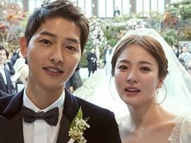 Vợ chồng Song Joong Ki - Song Hye Kyo thống trị Top 10 diễn viên xuất sắc năm 2017