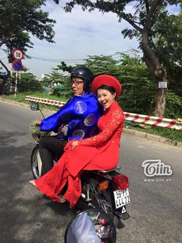 Những màn rước dâu có một không hai tại Việt Nam-3