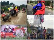 Những màn rước dâu có một không hai tại Việt Nam