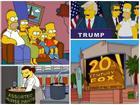 Nổi da gà với lời tiên tri chính xác đến bất ngờ của bộ phim hoạt hình 'The Simptons'
