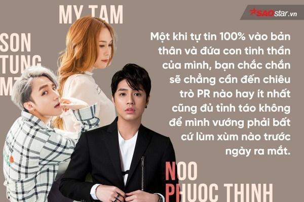 2017 rồi, nhưng nghệ sĩ Việt vẫn cứ thích phát ngôn gây sốc trước ngày ra sản phẩm?-7