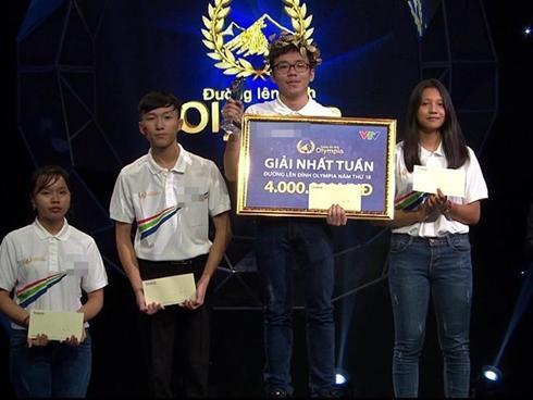 Từng thức trắng đêm tâm sự 'chuyện mới lớn', Quang Huy xuất sắc giành vòng nguyệt quế Olympia