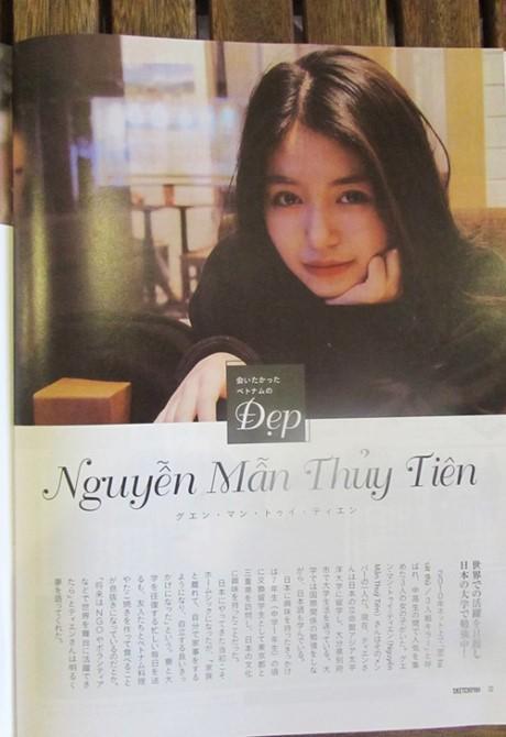 3 hot girl Việt xinh đẹp được truyền thông Nhật ưu ái-1