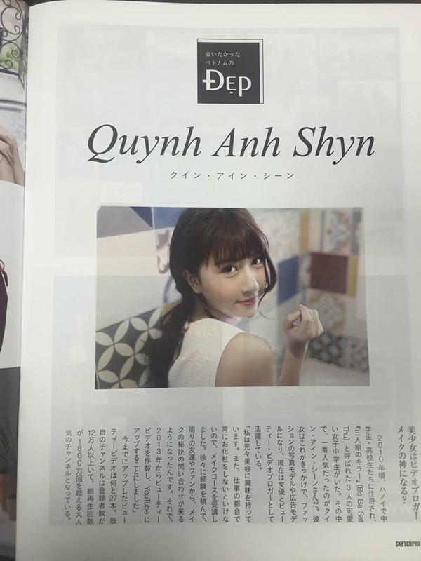 3 hot girl Việt xinh đẹp được truyền thông Nhật ưu ái-5