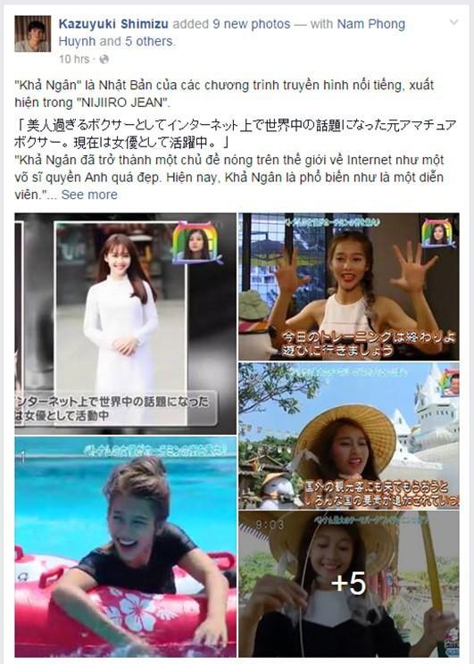 3 hot girl Việt xinh đẹp được truyền thông Nhật ưu ái-10