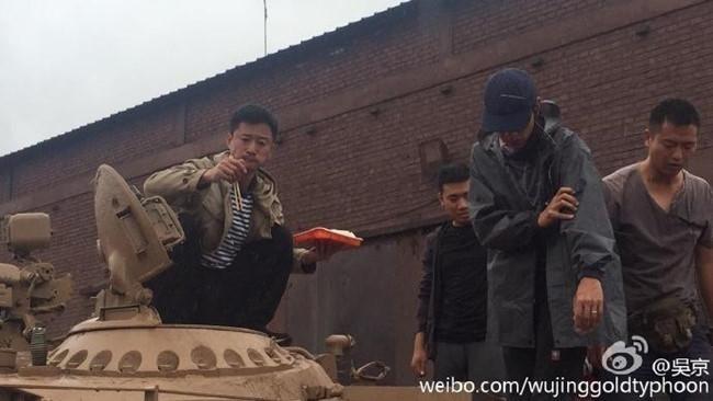 Bữa ăn tạm bợ trên phim trường của sao hạng A Trung Quốc-2