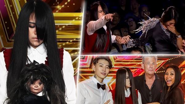 Vén bức màn bí mật về 'cô gái bị ma ám' vừa giành giải quán quân Asia's Got Talent 2017-9
