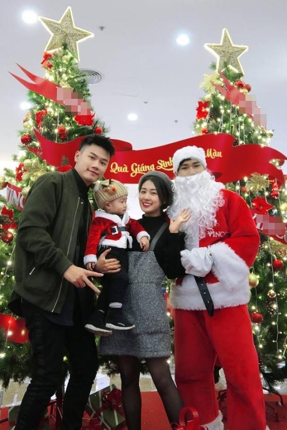 Hot girl - hot boy Việt 18/12: 3 gia đình hot nhất mạng xã hội tưng bừng đón Giáng sinh sớm-6