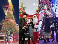 Hot girl - hot boy Việt 18/12: 3 gia đình hot nhất mạng xã hội tưng bừng đón Giáng sinh sớm