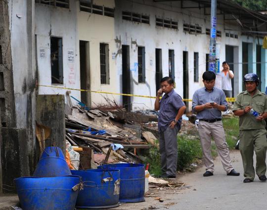 Lời khai ban đầu của nghi phạm giết chồng, chặt đầu bỏ thùng rác-2