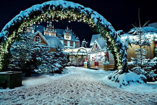 Muốn đón Noel theo cách truyền thống không thể bỏ qua những điểm đến này-5