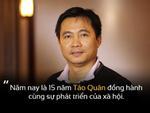 Đạo diễn Đỗ Thanh Hải giải thích việc Trấn Thành, Trường Giang đóng Táo Quân