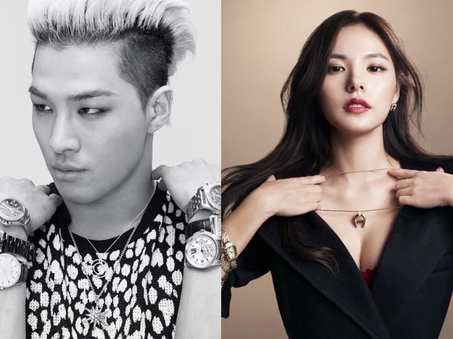 TIN HOT: Big Bang Taeyang và Min Hyo Rin xác nhận kết hôn