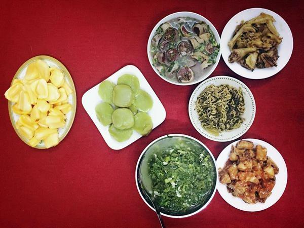 Vợ đảm khoe những mâm cơm khiến chồng tăng cân vèo vèo, bữa nào cũng ăn 3-4 bát-2