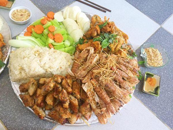 Vợ đảm khoe những mâm cơm khiến chồng tăng cân vèo vèo, bữa nào cũng ăn 3-4 bát-3