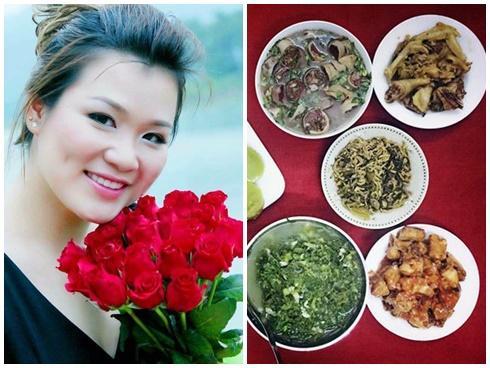 Vợ đảm khoe những mâm cơm khiến chồng tăng cân vèo vèo, bữa nào cũng ăn 3-4 bát