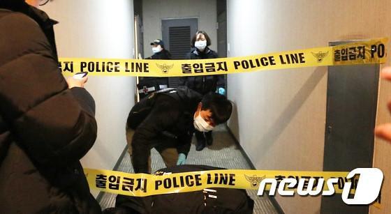 Cảnh sát phong tỏa căn hộ nơi Jong Hyun (SHINee) tự sát bằng khí than-2