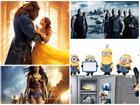 10 bộ phim có doanh thu cao nhất trong năm 2017