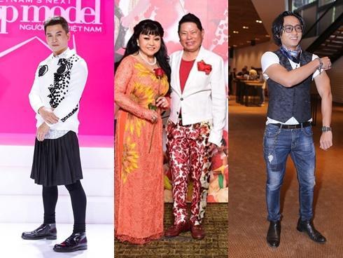 Những sao nam làng giải trí Việt sở hữu phong cách thời trang thảm họa nhất năm 2017