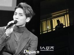 Xót xa hình ảnh cuối cùng của Jonghyun (SHINee) trước khi tự sát