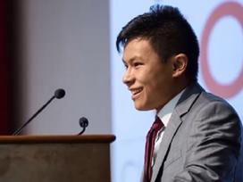 Sinh viên gốc Á 17 tuổi tốt nghiệp đại học của Mỹ