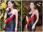 Đây là giọng hát thật của Á hậu Khánh Phương top 25 Hoa hậu Siêu quốc gia 2017