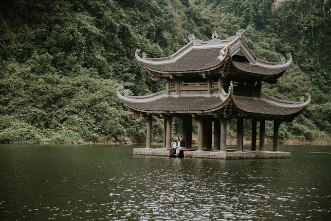 Adrian Anh Tuấn và Sơn Đoàn phải lòng vẻ đẹp Ninh Bình mùa đông-3