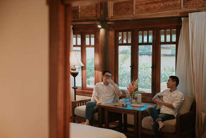 Adrian Anh Tuấn và Sơn Đoàn phải lòng vẻ đẹp Ninh Bình mùa đông-7