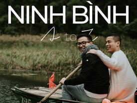 Adrian Anh Tuấn và Sơn Đoàn phải lòng vẻ đẹp Ninh Bình mùa đông