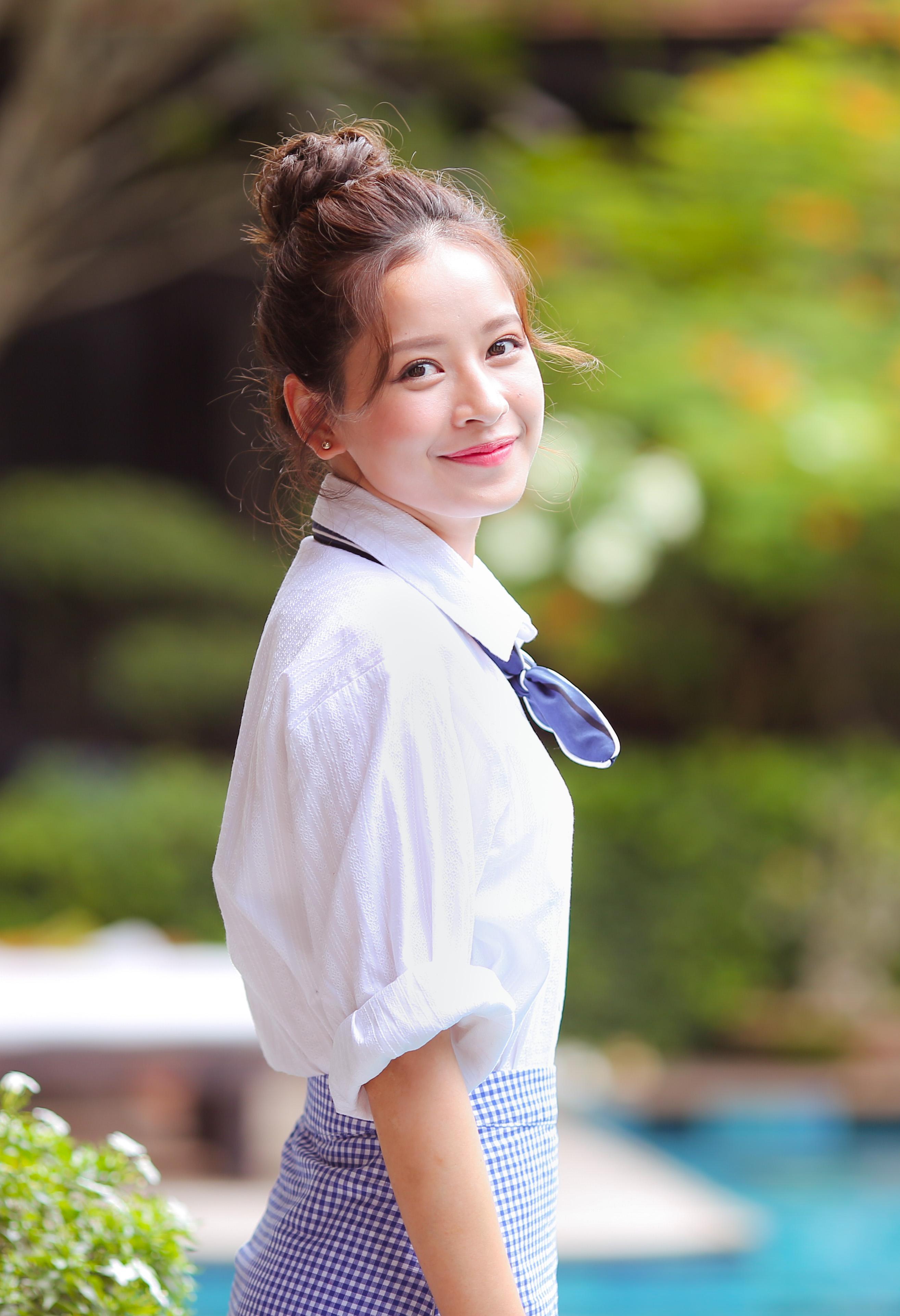 Chi Pu tái xuất với hình tượng nhạc sĩ, cặp kè người tình tin đồn Jin Ju Hyung-1