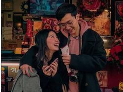 Mẫn Tiên thường xuyên đăng ảnh cùng trai lạ, làm dấy lên nghi vấn đã có người yêu?